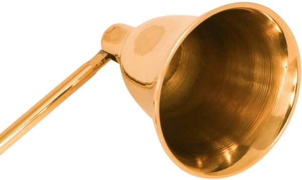 Brass elegant F