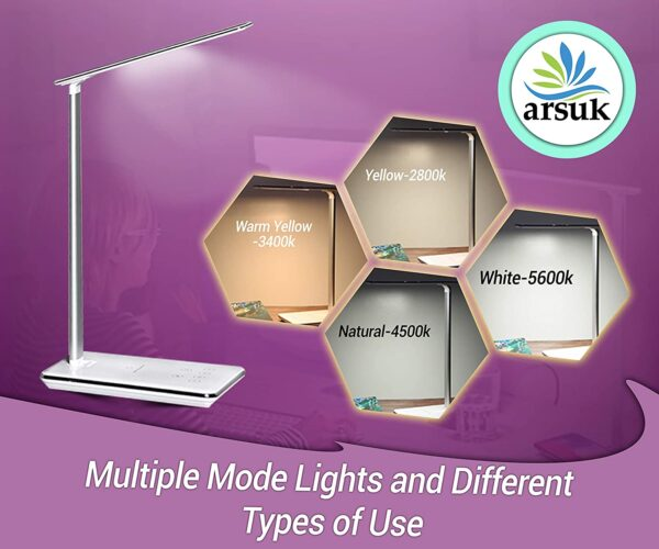 LED Desk Lamp C