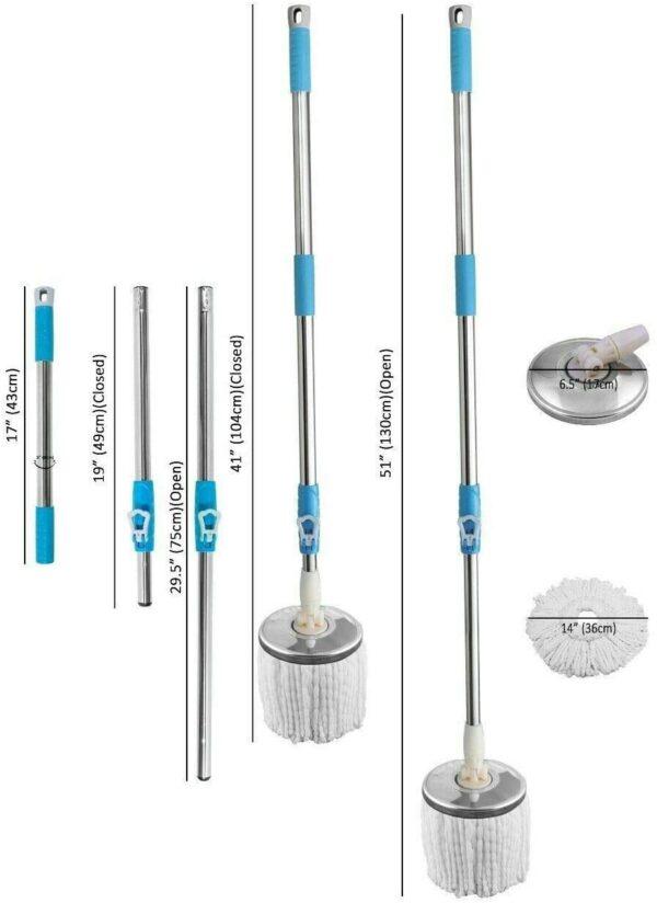 Mop Pole Handle C