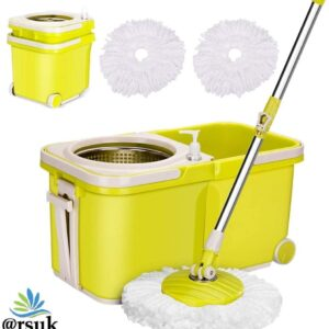 Mops and Bucket Sets A