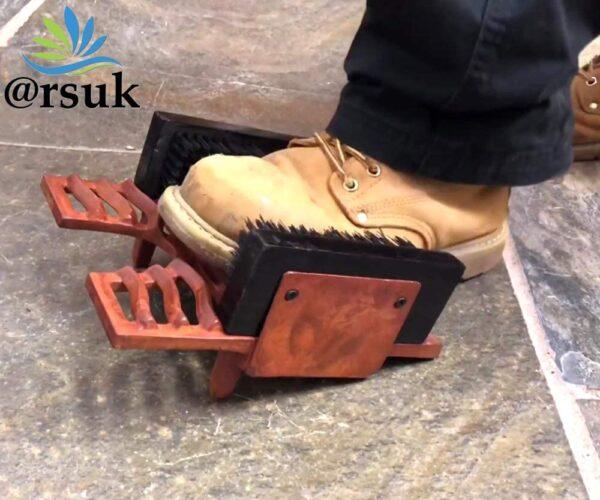 Boot Scraper F