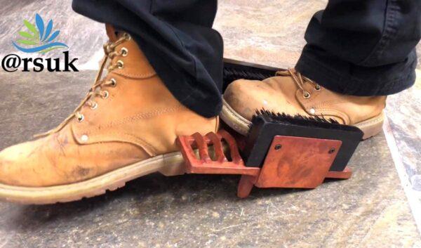 Boot Scraper G