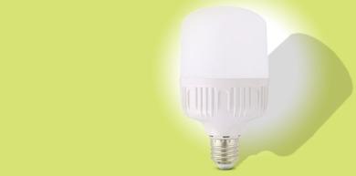 Bulb web banner
